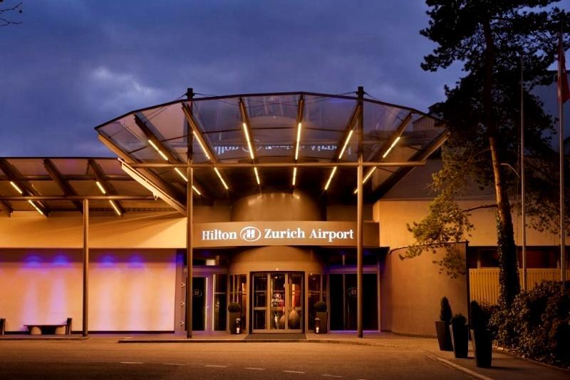 flughafenhotel hilton z rich airport g nstig ab 297 buchen. Black Bedroom Furniture Sets. Home Design Ideas